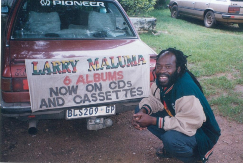 1997 - Taking the music to the people. Australia, South Africa via Zimbabwe to Zambia.