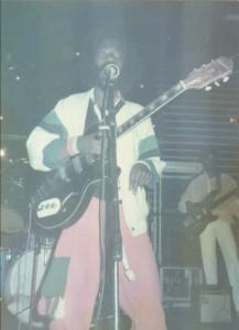 Moon City Club, Lusaka, Zambia 1984