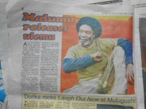 Maluma releases Ulemu in Zambia