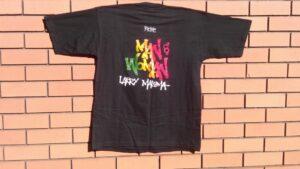 Larry Maluma original 1993 'Man & Woman' T/shirt
