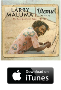 Download Larry Maluma's new album 'Ulemu (Respect)' from iTunes